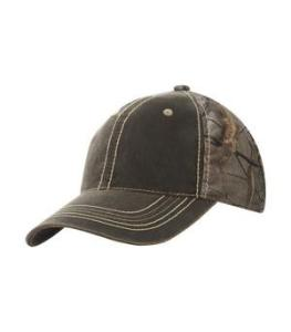 ATC TM REALTREE® PIGMENT DYED CAMOUFLAGE CAP