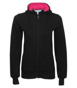 ATC TM PRO FLEECE FULL ZIP HOODED LADIES' SWEATSHIRT