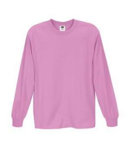 FRUIT OF THE LOOM ® HD COTTON TM LONG SLEEVE T-SHIRT