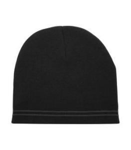 ATC TM DOUBLE STRIPE KNIT BEANIE