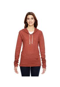 Alternative Ladies' Classic Eco-Jersey Pullover Hoodie