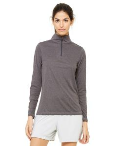 All Sport for Team 365TM Ladies' Quarter-Zip Lightweight Pullover