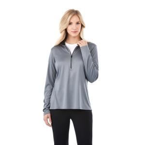 (W) VEGA Tech Half Zip (women, blank)