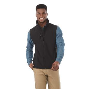 (M) STINSON Softshell Vest (men, decorated)