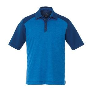 (M) SAGANO Short Sleeve Polo (men, blank)